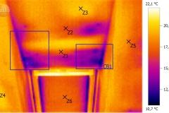 vady v izolaci krovu